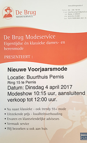 Modeshow April 2017